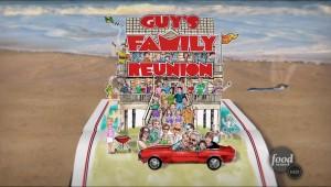 Guy Fieri's Family Reunion