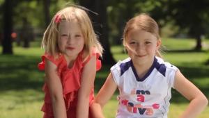 Team USA Kid Sports Video